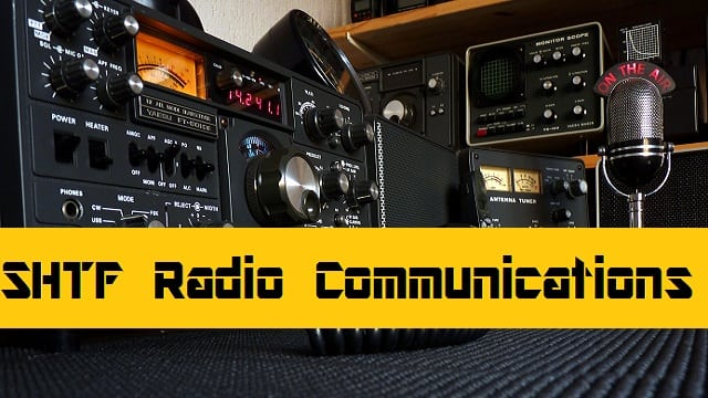 GMRS Radios for prepping
