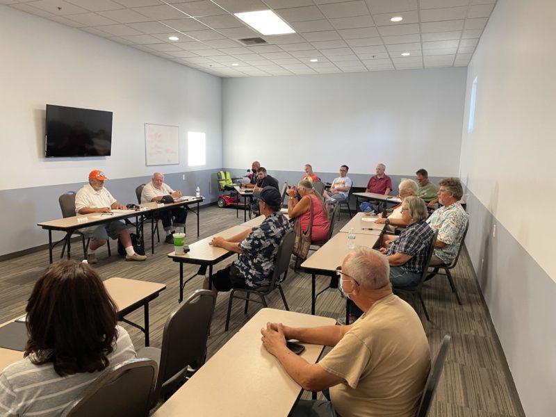 Membership Meeting  – August 5, 2021