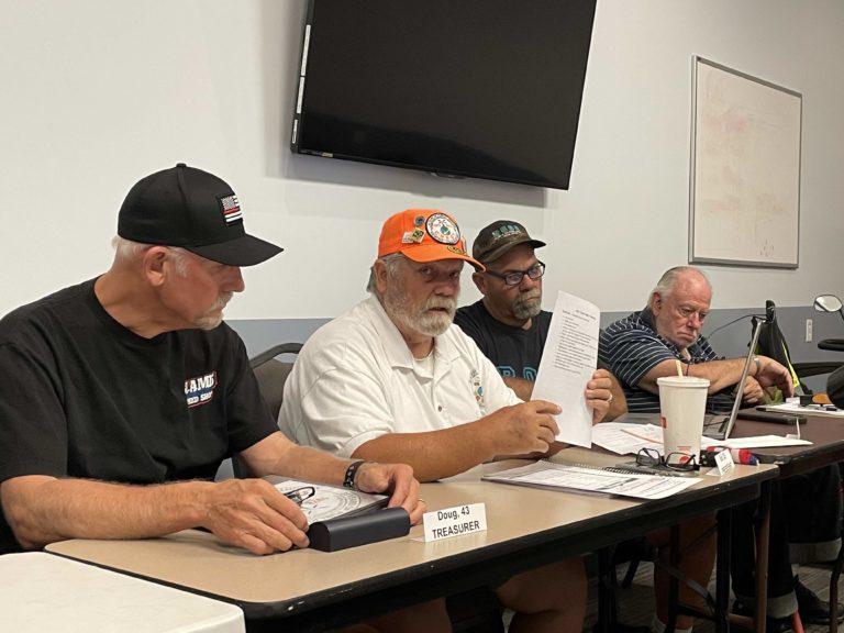 General Membership Meeting – Sept 2, 21
