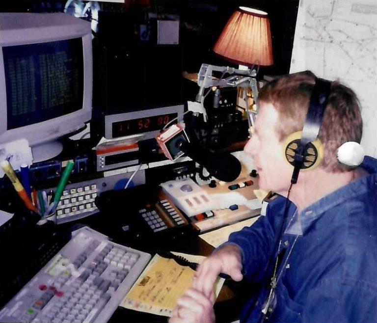 Traffic Monitoring Operation – Nov 1997
