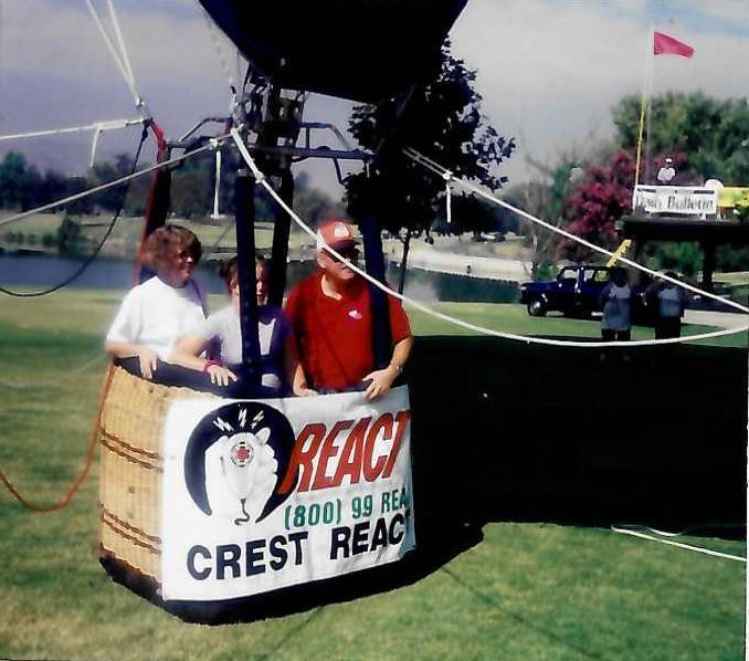 Temecula Hot Air Balloon Festival – 1998