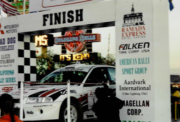 Ramada Express International Off-road Rally – 2001
