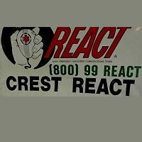 Crest REACT – Emergency Day in Corona, CA – 1995