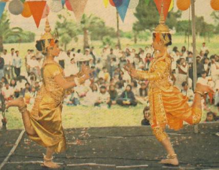 Cambodian New Year Festival, Long Beach, CA – April 1995